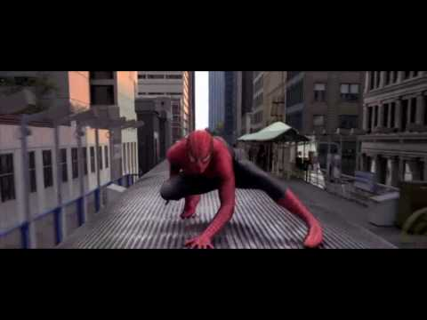 Spider Man (film) - Here is a clip from Spider-Man 2.1. This scene is pretty much epic and I've never seen a fight like this in any superhero movie. DISCLAIMER: I do not own/mad...