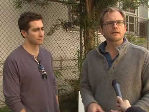 Green Schools Initiative: Day of Service with Jake Gyllenhaal
