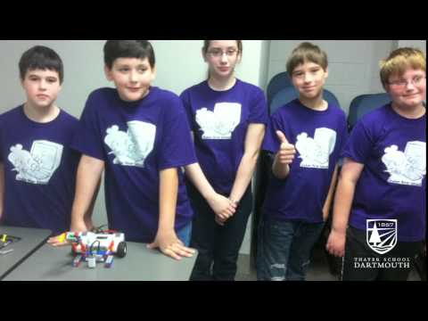 FIRST ® LEGO ® League Roboter-Turnier 2011