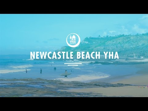 Video of Newcastle Beach YHA