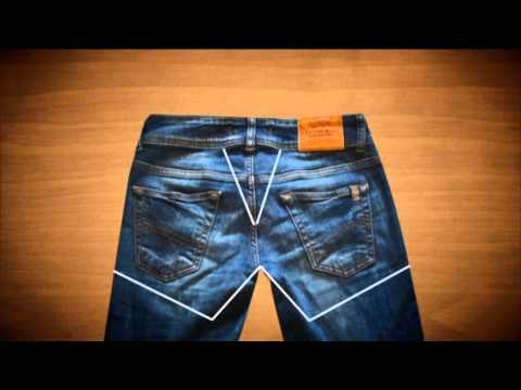 Жилетка джинсовая из старых джинсов