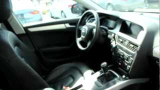 2009 Audi A4 2.0Tin Review - Village Luxury Cars Toronto