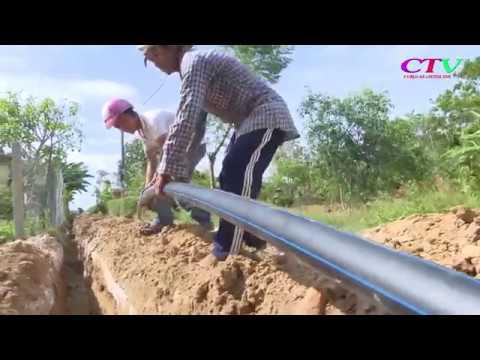 Đầu tư hơn 6 tỷ đồng xây dựng hệ thống nước sạch xã Cam Hiếu