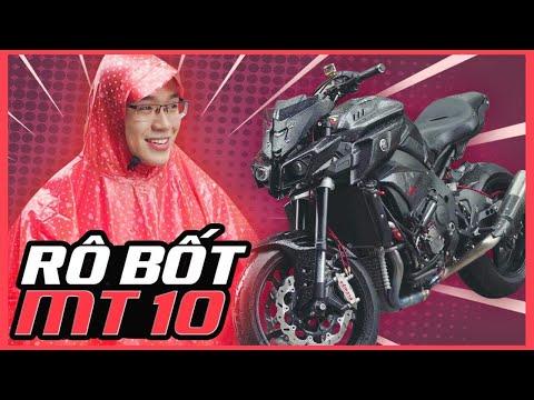 PKL - Chạy thử và đánh giá siêu mô tô Yamaha MT-10 - Thời lượng: 19:18.