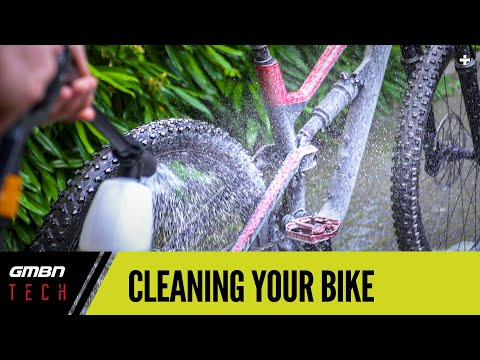 How To Clean Your Mountain Bike | Living In An Apartment