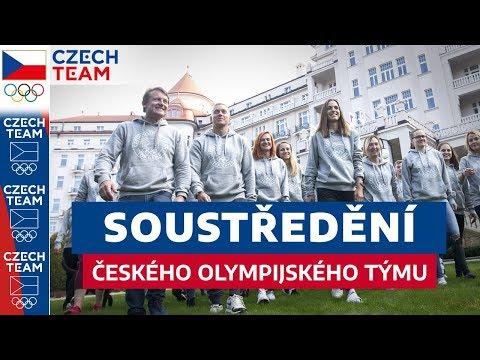 Tokio se blíží! Soustředění Českého olympijského týmu v hotelu Imperial