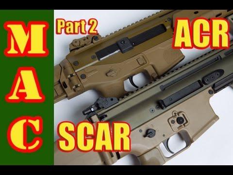 SCAR vs ACR Part II