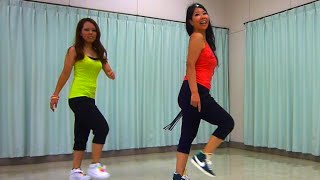 Yo No Te Pido La Luna (Merengue Plancha) ミナ ズンバフィットネスMina's Dance Fitness Okinawa Japan