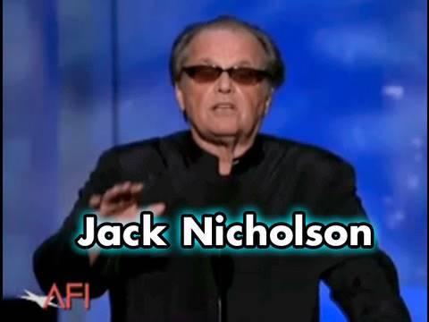Jack Nicholson Calls Warren Beatty