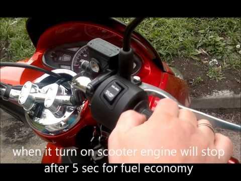 Honda PCX125.wmv