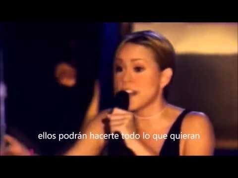 Can't Take That Away (Mariah's Theme) Live subtitulado Español