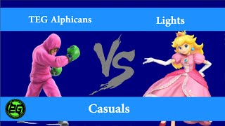 TEG Alphicans vs Lights (Casuals)
