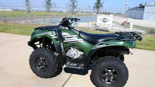 8. SALE $7,149:  2018 Kawasaki Brute Force 750 Timberline Green Overview and Review