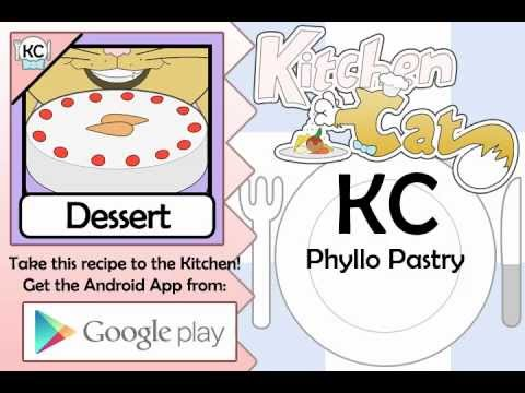 Video of KC Phyllo Pastry