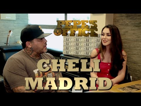 ANGEL DEL VILLAR PRESENTA A SU MAYOR PROMESA: CHELI MADRID - Pepe's Office - Thumbnail