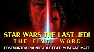Video Star Wars The Last Jedi Postmortem – Is it Time for Kathleen Kennedy to Go? MP3, 3GP, MP4, WEBM, AVI, FLV Maret 2018