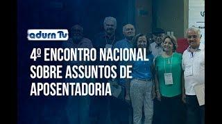 Programa ADURN TV 160 - Encontro Nacional sobre Aposentadoria do PROIFES-Federação