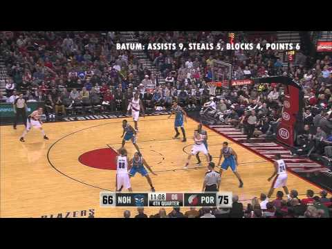 Trailblazers - The top 10 plays of the Portland Trail Blazers 2012-13 season.