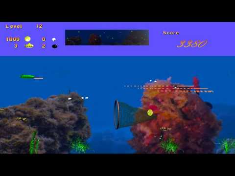 Video of Alien Ocean Attack