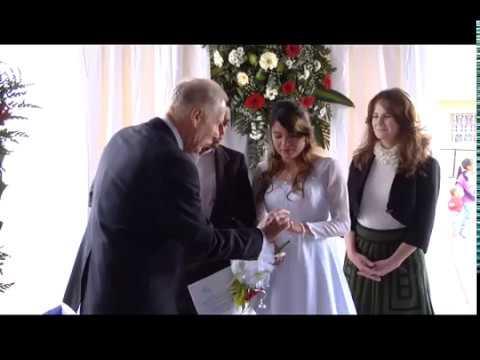 Parejas contraen matrimonio civil
