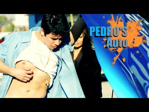 pedro - Also check out: http://youtu.be/MD3Wpx0I9kE Pedro - played by YouTube sensation SUPEReeeGO - is a mechanic who miraculously maintains a successful body shop ...