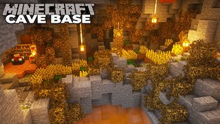 I built an EPIC Minecraft 1.15 Cave Base [WORLD DOWNLOAD]