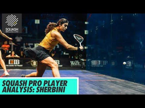 Squash Pro Player Analysis: Sherbini