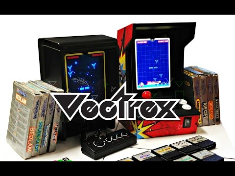 Vectrex iOS Review (iPad)