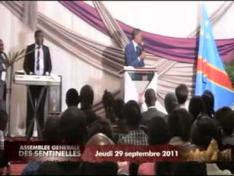 Assemblée Générale des Sentinelles avec le Prophète Joël Francis Tatu