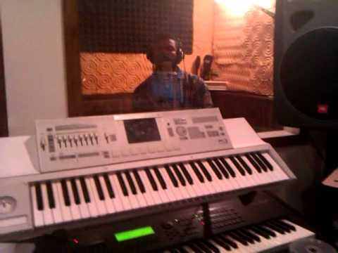 Nu DNA Feat. B.Rut - You Made Me Great (Studio Session)