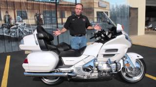 5. Pre-Owned 2008 Honda Gold Wing