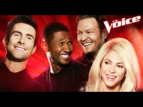 Top 9 Blind Audition (The Voice around the world IX)