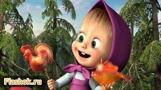 Видеообзор Masha and the Bear Magic Puzzle