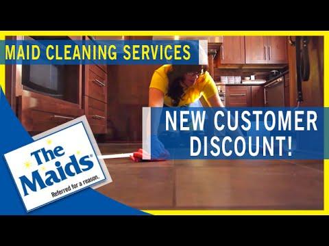 Maid Services Columbus Ohio – Online Discount – The Maid of Columbus OH