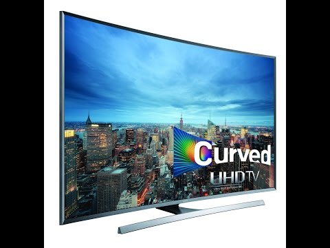 Samsung 120.9cm (48) UHD 4K Curved Smart TV - JU7500 Series 7