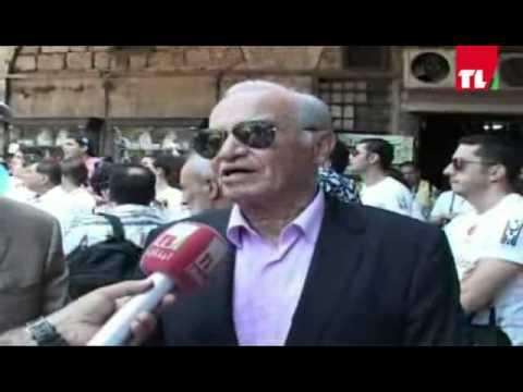 جولة المغتربين اللبنانيين في طرابلس
