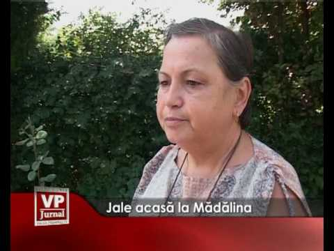 Jale acasa la Madalina