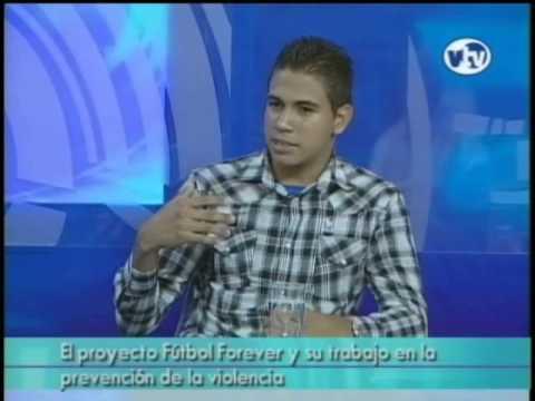 Entrevista Debate Fundación Forever con Naco Castillo