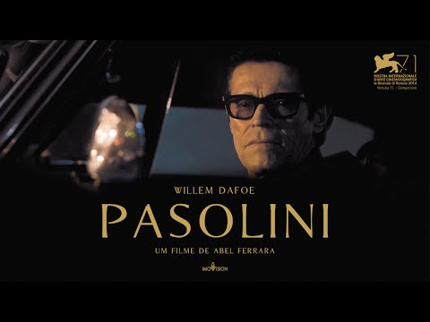 Pasolini - Trailer legendado