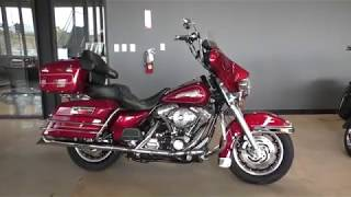 8. 686942   2005 Harley Davidson Electra Glide Classic   FLHTCI Used motorcycles for sale