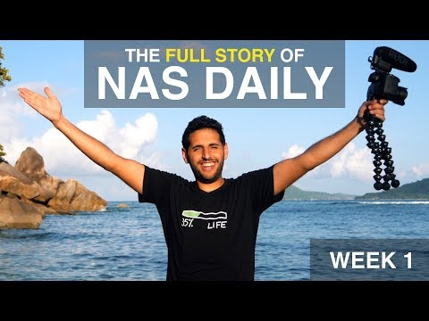 The Full Story of Nas Daily