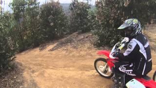 8. Yamaha yz 125 Enduro Go Pro