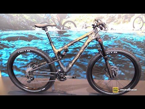 2016 Rocky Mountain Sherpa Mountai Bike - Mountain Bike - Walkaround - 2015 Eurobike (видео)