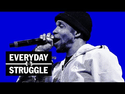 Curren$y Pulls Up to Talk 'Yandhi,' MGK, Best Punchline Rappers, New Mixtape | Everyday Struggle