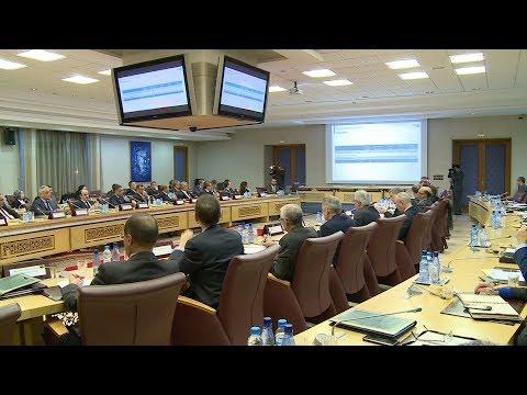 """""""اجتماع بوزارة الداخلية للاطلاع على تقدم إنجاز برنامج """"طنجة الكبرى"""