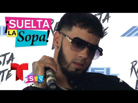 Anuel salió de prisión y está de vuelta en la música | Suelta La Sopa | Entretenimiento