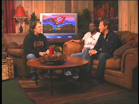 Scott Henry & Darryl Lenox on Howie's Late Night Rush, Lake Tahoe Television