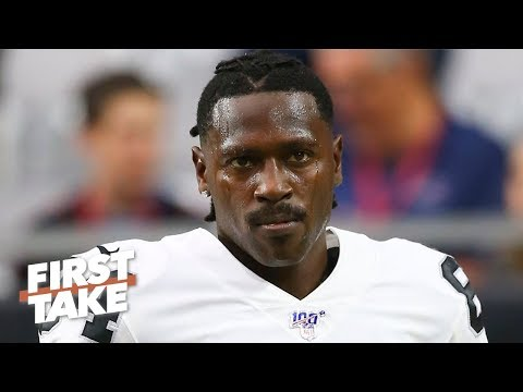 Video: Should the Raiders regret trading for Antonio Brown? | First Take