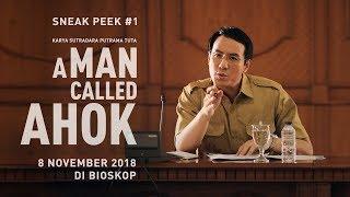 A MAN CALLED AHOK SCENE | Daniel Mananta Sebagai Ahok | Di Bioskop 8 Nov 2018