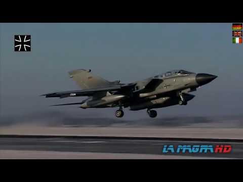 Panavia Tornado - variable-sweep...